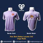 Bahan Bordir Polo Shirt