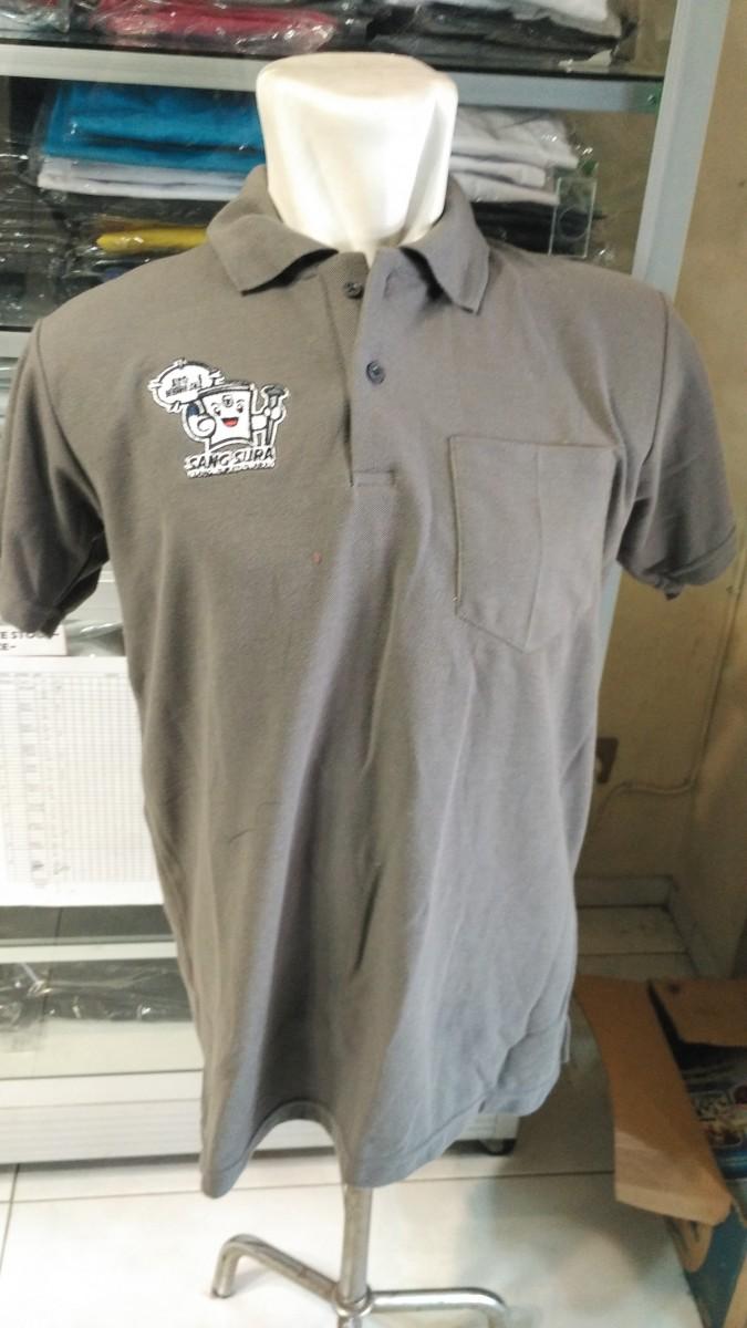 #59 Cari Bordir Polo Shirt Cepat? Mampir Saja ke Bordir Komputer Semarang!